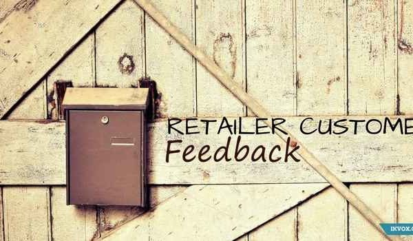 Retailer Customer Feedback