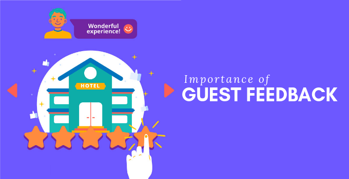Importance of Guest Feedback